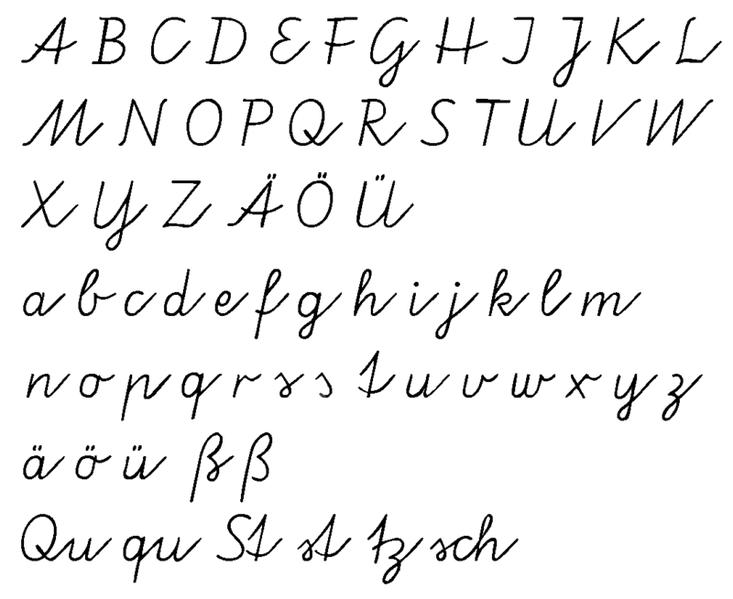 733px-Vereinfachte Ausgangsschrift
