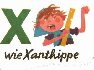 xanthippe